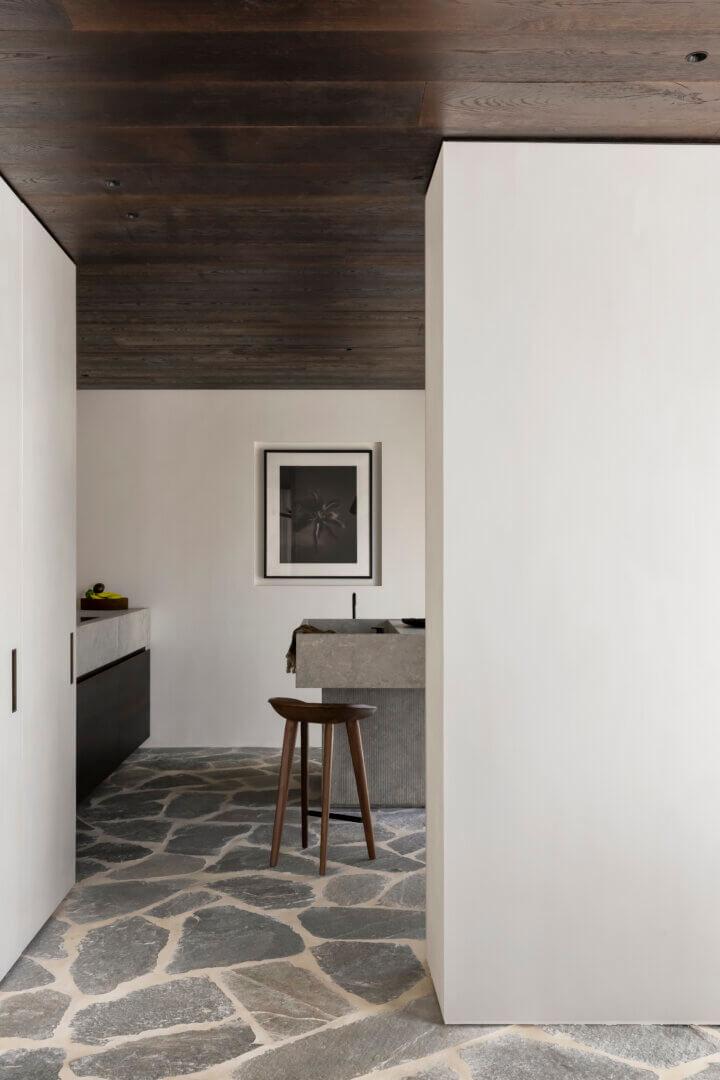 MUD residence Andy Kerstens - Piet-Albert Goethals in Alpi Grigio